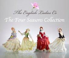 "English Ladies Коллекция The Four Seasons (""Четыре сезона"")"