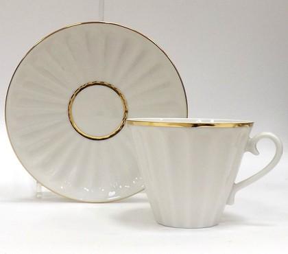 Чашка с блюдцем Белоснежка, ф. Лучистая ИФЗ 81.14514.00.1