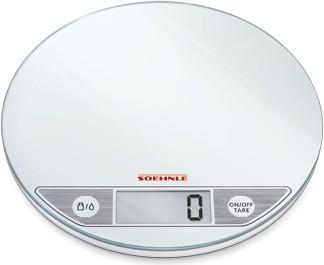 Весы кухонные электронные 5кг/1гр Soehnle Flip 66160