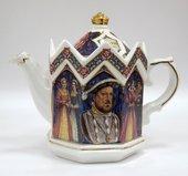 Чайник заварочный Генрих VIII, Минстер 0.5л James Sadler IKQ2T23H1