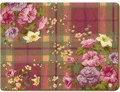 "Набор подставок на пробке ""Английский сад"" 29x22см, 6шт Creative Tops 5107170"