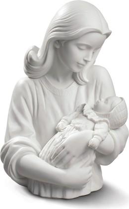 Статуэтка фарфоровая Мать (Mother) 27см NAO 02000523