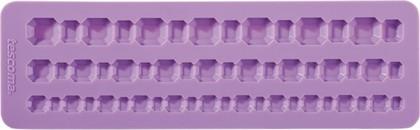 Силиконовые формочки, бордюр с драгоценными камнями Tescoma DELICIA DECO 633046