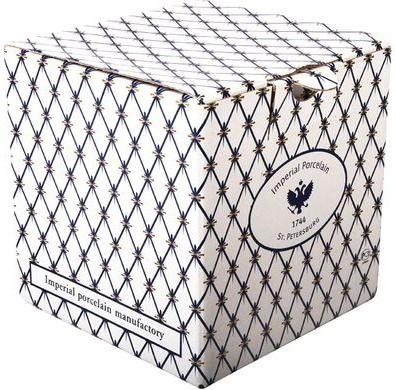 Фирменная упаковка-коробка Кубик большой, 19х25х19см ИФЗ 14.70006.01