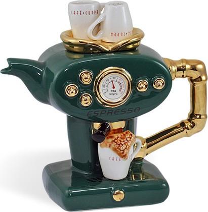 """Чайник заварочный """"Утренний эспрессо"""" (кофеварка с одной чашкой) The Teapottery 4422"""