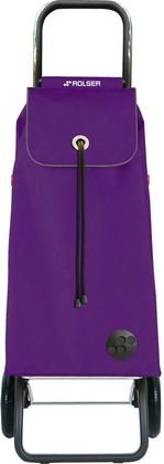 Сумка-тележка хозяйственная фиолетовая Rolser LOGIC RG IMX004more