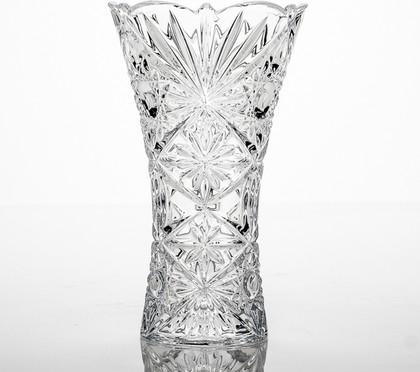 "Ваза ""Тукана- Миранда"" 25см Crystalite Bohemia 89001/0/99018/250"