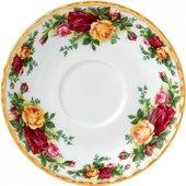 Блюдце чайное Эйвон Розы Старой Англии Royal Albert IOLCOR00066