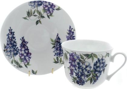 "Чайная пара для завтрака ""Душистый горошек"" 500мл Roy Kirkham XWIST1100"
