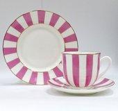 Набор чайный 3пр. «Да и нет» (светло-розовый), ф. Ландыш ИФЗ 81.23097.00.1