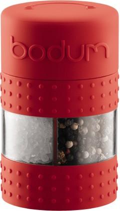 Мельница для соли и перца красная Bodum BISTRO 11368-294