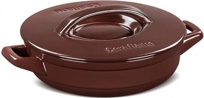Кастрюля DUO+ с керамической крышкой 1.9л шоколад Ceraflame C1473585
