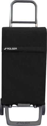 Сумка-тележка хозяйственная чёрная Rolser JOY NEO NEO001negro