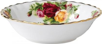 Ваза для фруктов Розы Старой Англии, 14 см Royal Albert IOLCOR00116