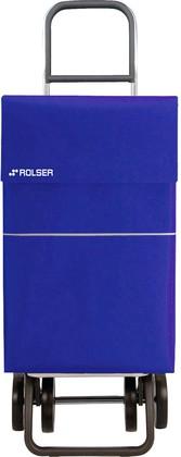 Сумка-тележка хозяйственная синяя DOS+2 Rolser DML006azul