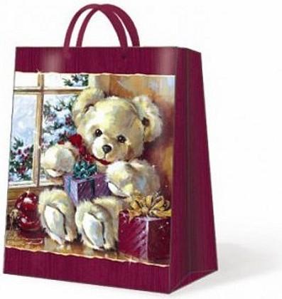 """Paw SWEET TEDDY BEAR Пакет подарочный """"Мишка Тэдди"""", 20x25x10см, артикул AGB013603"""
