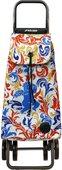 Сумка-тележка хозяйственная синий с красным Rolser LOGIC DOS+2 PAC065azul/rojo