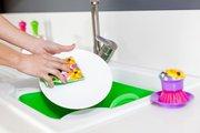 Щётка для посуды на подставке Vigar Watercolor 4197
