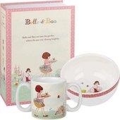 Набор для завтрака Сюрприз на День Рождения 2пр. Queens BBBS00021