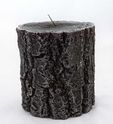 """Свеча """"Пеньки"""" колонна 7х26см Bartek Candles 218011"""