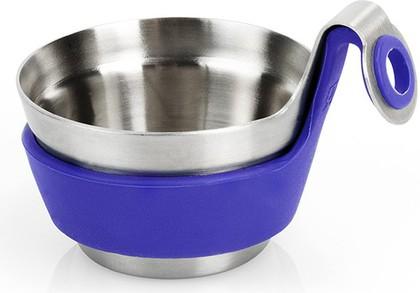 """Подставка для сита для чая """"Чайный товарищ"""", матовая сталь/синий Brabantia 621123"""