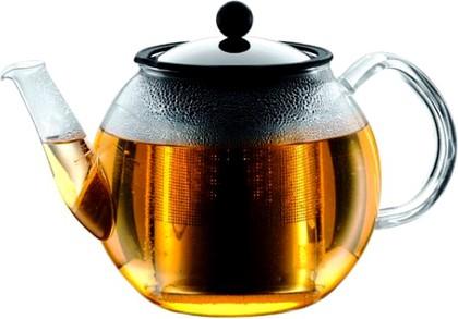 Bodum SHIN CHA Чайник заварочный с прессом, 1л, артикул 1803-16