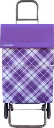 Сумка-тележка хозяйственная фиолетовая Convert Rolser DML021malva