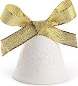 Рождественский колокольчик, фарфор 6x6см NAO 02001562