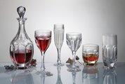 """Набор для виски """"Сафари"""" графин 800мл + 2 стакана 250мл Crystalite Bohemia 99999/9/99R83/984"""
