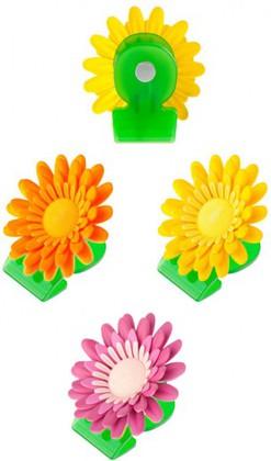 Зажим 3шт. Vigar Flower Power 2786