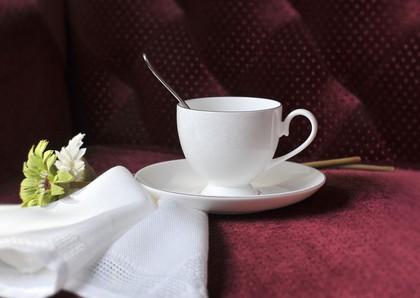 """Сервиз чайный """"Ажур"""", 6 персон, 12 предм. Top Art Studio LD0914-TA"""
