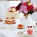 Набор тарелок Розы Старой Англии, 18см Royal Albert IOLCORnn093
