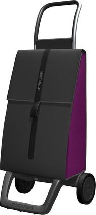 Сумка-тележка хозяйственная фиолетовая JOY Rolser MIN001violet