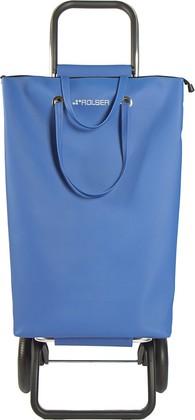 Сумка-тележка хозяйственная синяя Rolser LOGIC RG SUP001azul