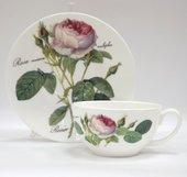 Чайная пара Классик Роза Редаут Roy Kirkham XROSA1170