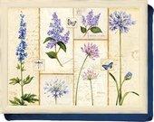 Поднос с подушкой Цветочный этюд Creative Tops LT1954