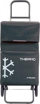 Термосумка-тележка хозяйственная серая Rolser RG THERMO TER037marengo