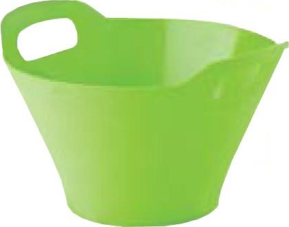 Таз 2.0л, зелёный Vigar Cool 664