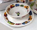 "Набор посуды ""Машинки"", 3 предмета Tescoma BAMBINI 667955"