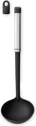 Половник, матовая сталь / чёрный Brabantia Accent 463860