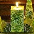 """Bartek Candles SAMBA Свеча """"Бутон"""", блок 70х70х140мм, артикул 5907602671766"""