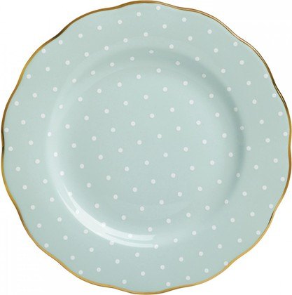 Тарелка десертная Полька Роуз, 20 см Royal Albert POLROS25811