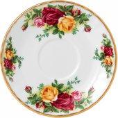 Блюдце кофейное Розы Старой Англии Royal Albert IOLCOR00137