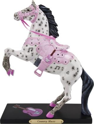 "Статуэтка Лошадь ""В стиле Кантри"" (Country Music), 22см Enesco 4030253"