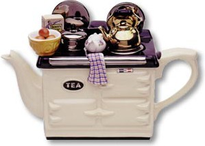 "Чайник коллекционный ""Английский завтрак"" (Breakfast Aga Teapot) The Teapottery 4402"