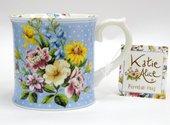 Кружка Английский сад, голубая Creative Tops MG3671