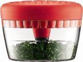 Мельница-измельчитель для зелени красная, 11см Bodum BISTRO 11347-294