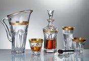 """Набор для виски """"Аполло"""" графин 900мл + 2 стакана 320мл Crystalite Bohemia 99999/9/43373/948"""