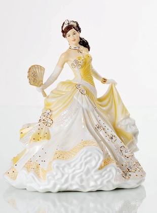 Статуэтка Вечный романс, фарфор, 22см English Ladies ELGELS03504