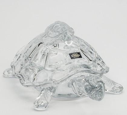 "Шкатулка ""Черепаха"" 26,5см Crystalite Bohemia 58711/1/69711/265S"